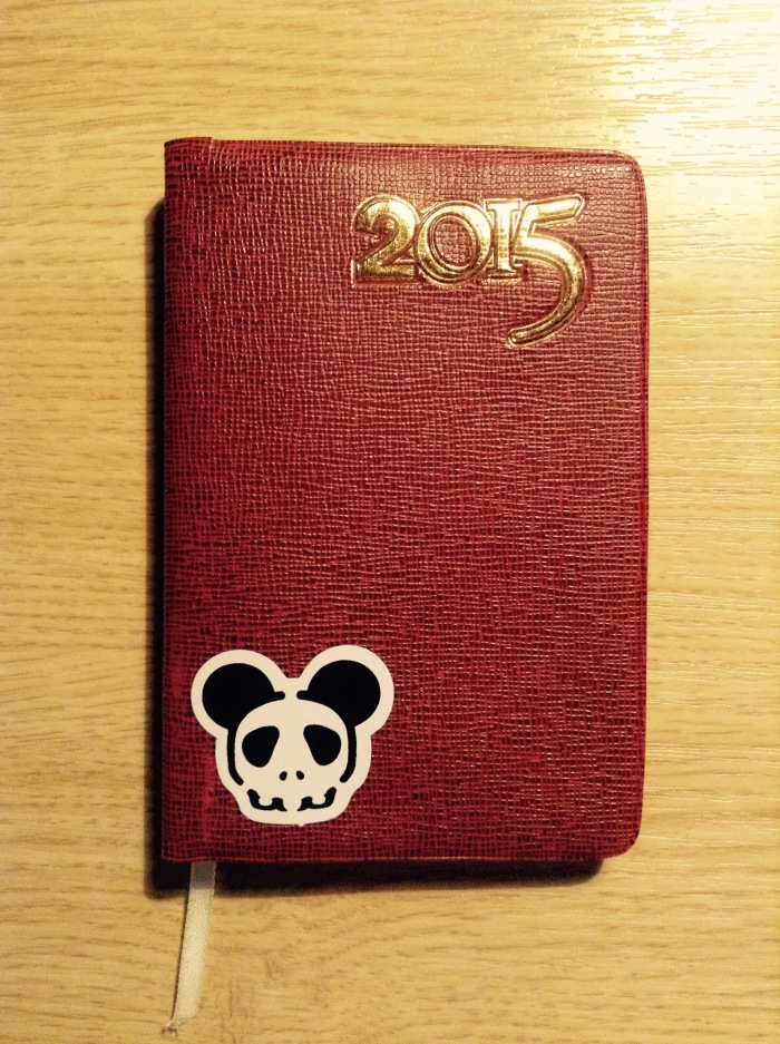 My adult planner